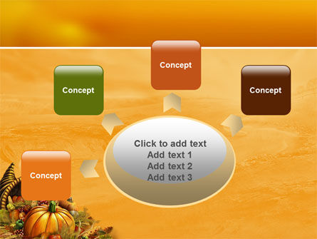 Thanksgiving Day Free PowerPoint Template Slide 7