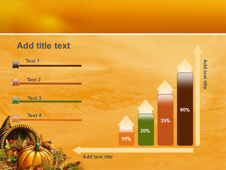 Thanksgiving Day Free PowerPoint Template Slide 8