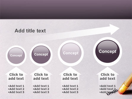 Undo PowerPoint Template Slide 13