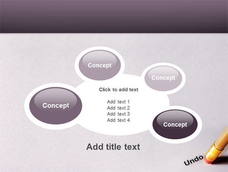 Undo PowerPoint Template Slide 16