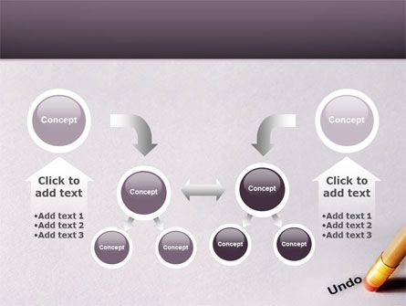 Undo PowerPoint Template Slide 19