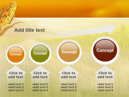 Free Corn Thanksgiving PowerPoint Template Slide 13