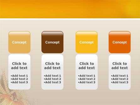 Autumn Harvest PowerPoint Template Slide 5
