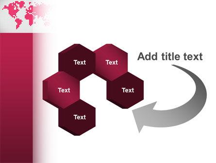 Crimson World PowerPoint Template Slide 11