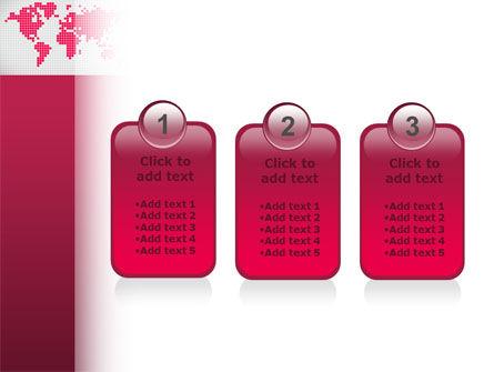 Crimson World PowerPoint Template Slide 16