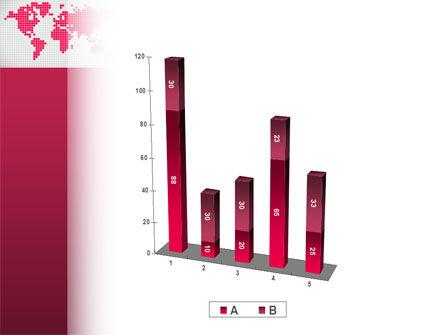 Crimson World PowerPoint Template Slide 17