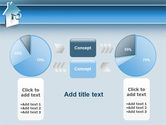 Keyhole PowerPoint Template#11