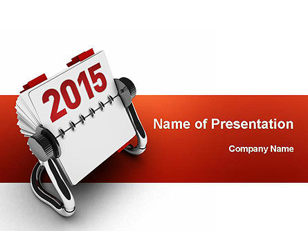 Throw-Over for 2015 PowerPoint Template