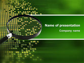 Technology and Science: Retrieval Information PowerPoint Template #02835