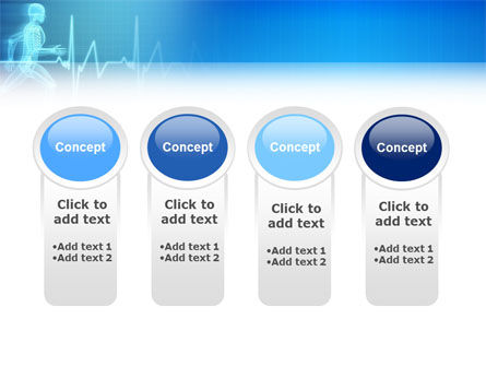 Pulse PowerPoint Template Slide 5