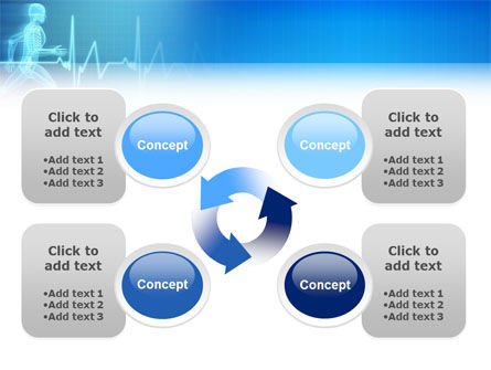 Pulse PowerPoint Template Slide 9