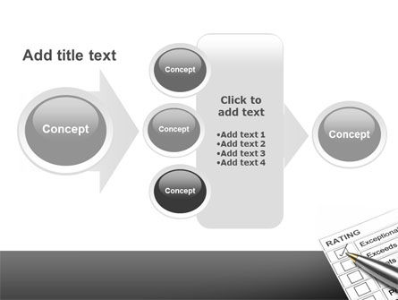 Rating PowerPoint Template Slide 17