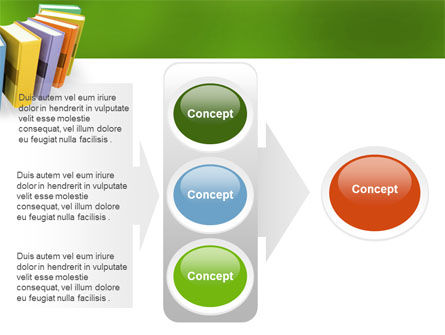 Books PowerPoint Template Slide 11
