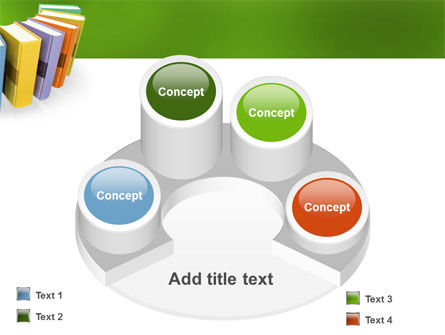 Books PowerPoint Template Slide 12