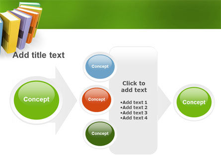 Books PowerPoint Template Slide 17