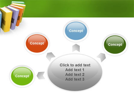Books PowerPoint Template Slide 7