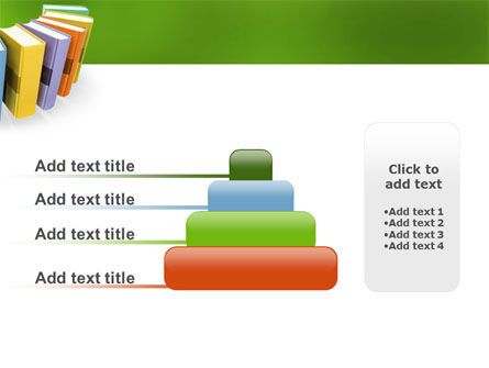 Books PowerPoint Template Slide 8