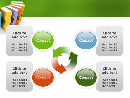 Books PowerPoint Template Slide 9