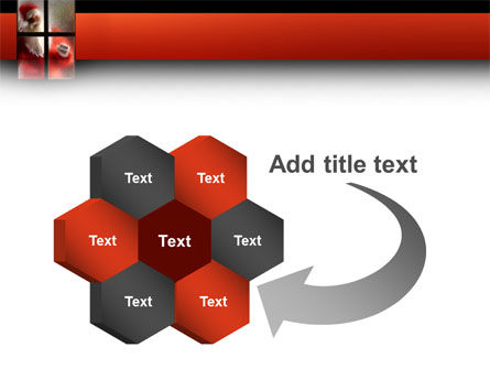 Santa Clause Coming PowerPoint Template Slide 11