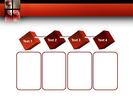 Santa Clause Coming PowerPoint Template Slide 18