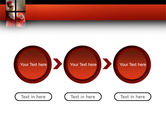 Santa Claus Coming PowerPoint Template#5