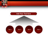 Santa Claus Coming PowerPoint Template#8