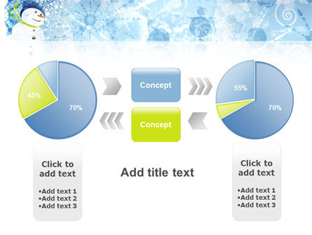 Snowman PowerPoint Template Slide 11
