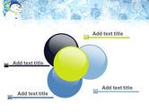 Snowman PowerPoint Template#10