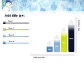 Snowman PowerPoint Template#8