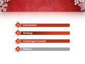 Christmas Theme PowerPoint Template#3