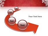 Christmas Theme PowerPoint Template#6