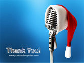 Christmas Songs PowerPoint Template#20