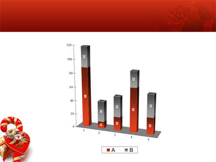 Christmas Candies PowerPoint Template Slide 17