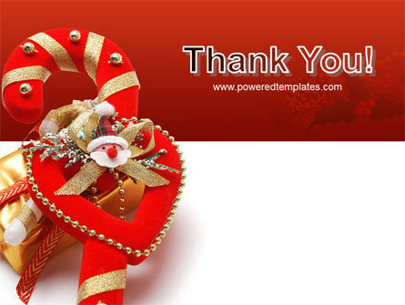 Christmas Candies PowerPoint Template Slide 20