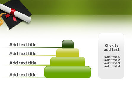 Certificate of Degree PowerPoint Template Slide 8