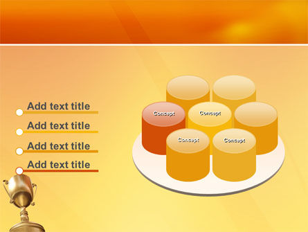 Award PowerPoint Template Slide 12