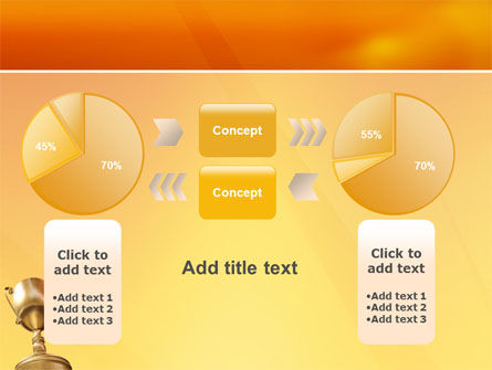 Award PowerPoint Template Slide 16