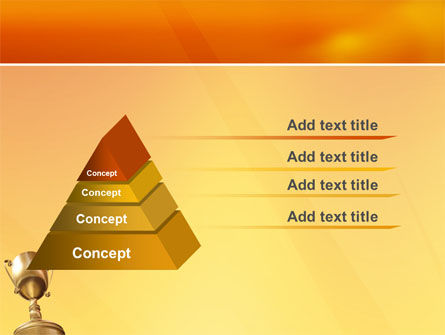 Award PowerPoint Template Slide 4