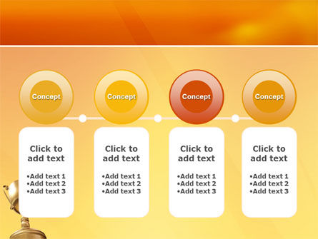 Award PowerPoint Template Slide 5