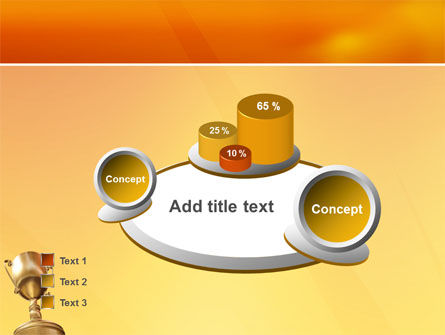 Award PowerPoint Template Slide 6