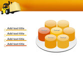 Yellow Loader PowerPoint Template#12