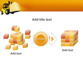 Yellow Loader PowerPoint Template#17