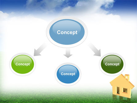 Accommodation PowerPoint Template Slide 4