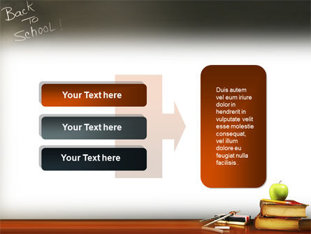 Back To School PowerPoint Template Slide 11