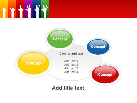 Counting PowerPoint Template Slide 16