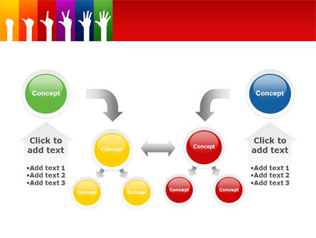 Counting PowerPoint Template Slide 19