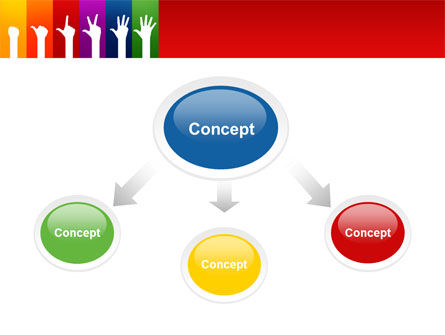 Counting PowerPoint Template Slide 4