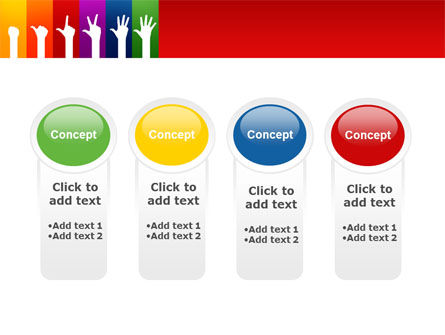 Counting PowerPoint Template Slide 5