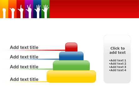 Counting PowerPoint Template Slide 8