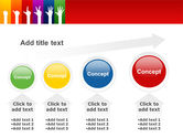 Counting PowerPoint Template#13